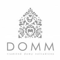 DOMM logo